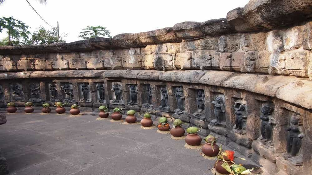 Chausathi Jogini Temple, Bhubaneswar