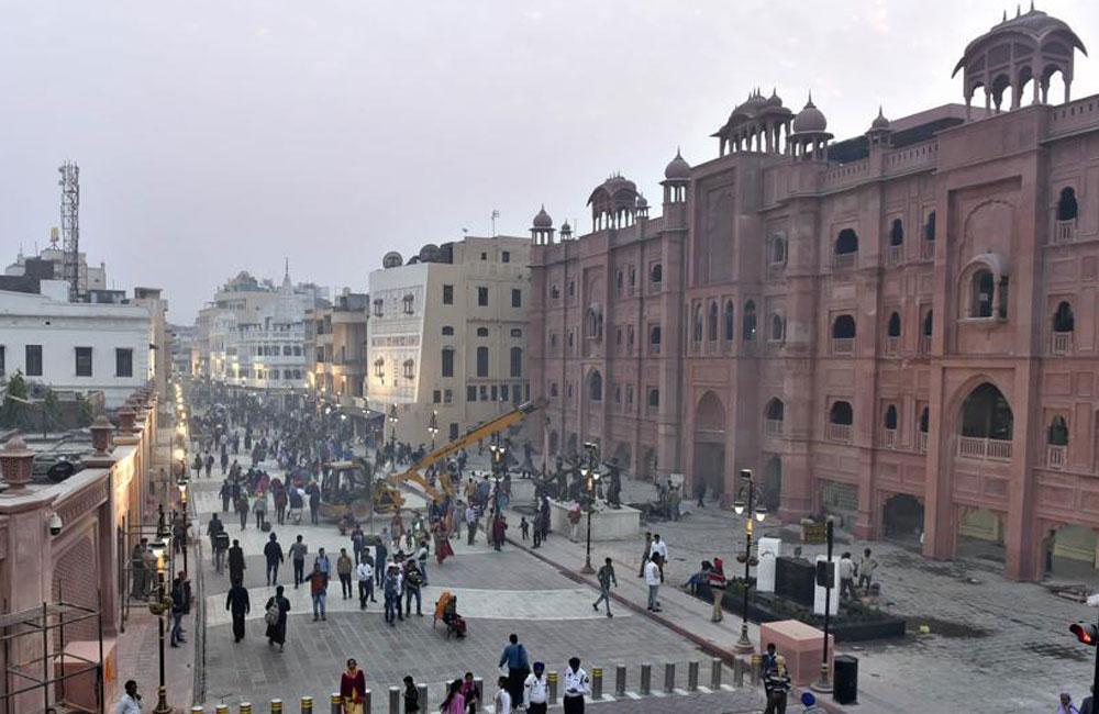 Heritage Walk, Amritsar