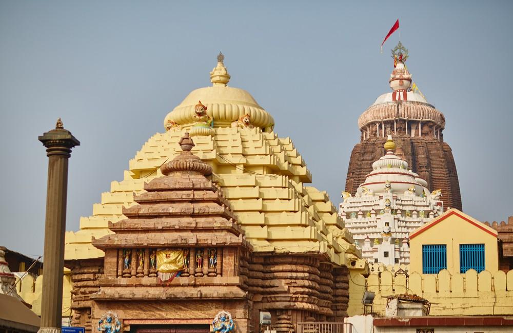 Jagannath Temple, Bhubaneswar