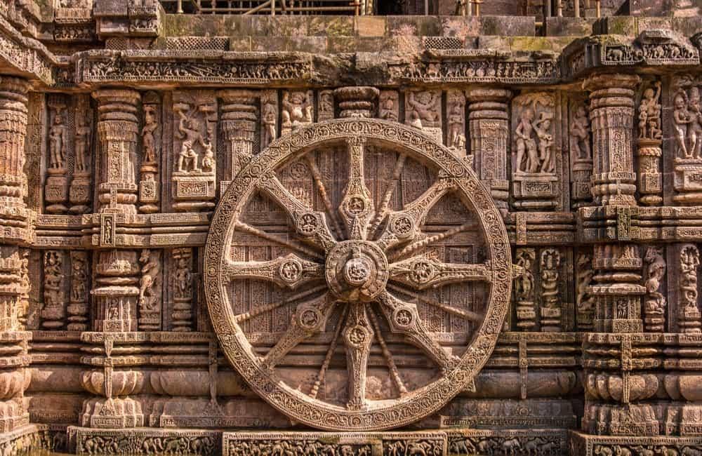 Konark Sun Temple, Bhubaneswar