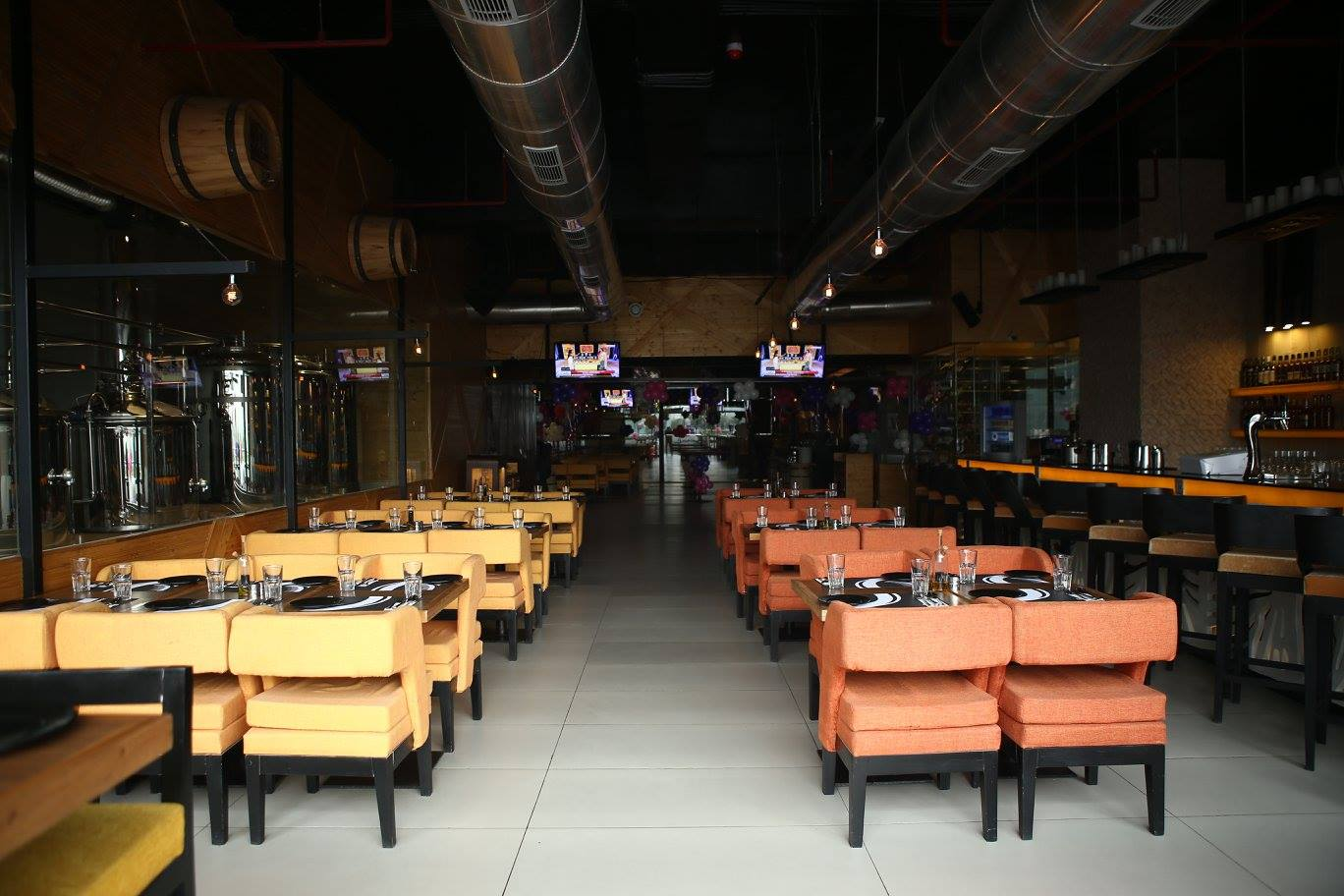 Lagom Kitchen + Brewery, Gurgaon