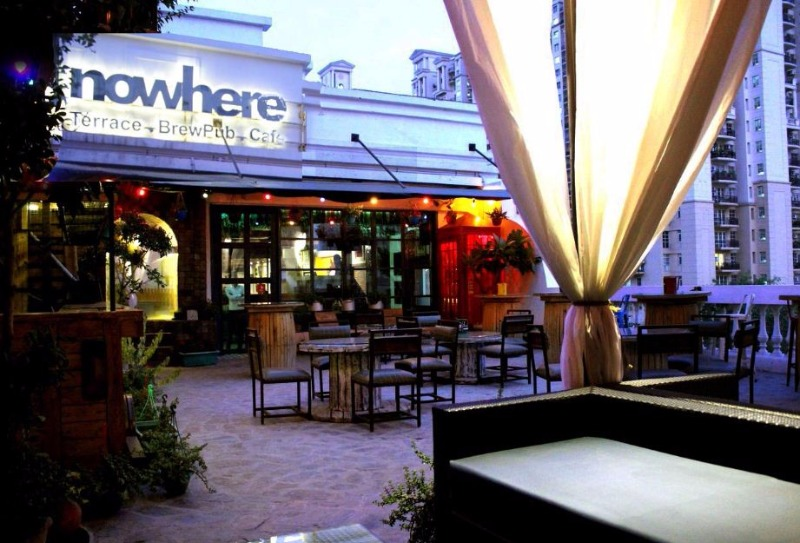 Nowhere BrewPub, Gurgaon