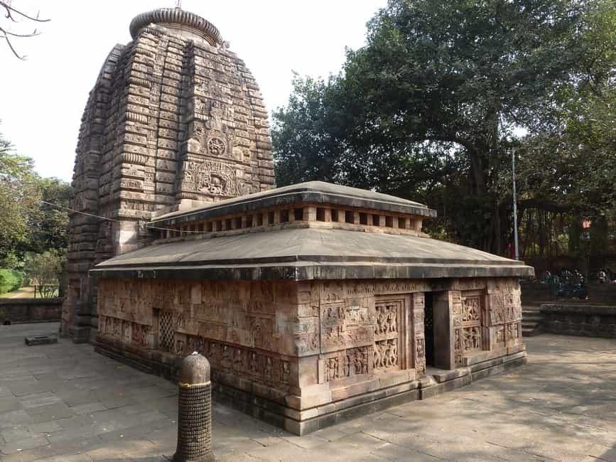 Parashurameshwar Temple, Bhubaneswar