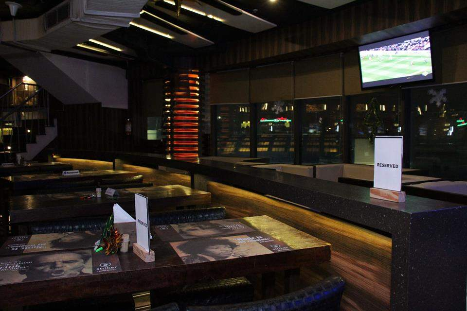 Striker Skybar, Gurgaon