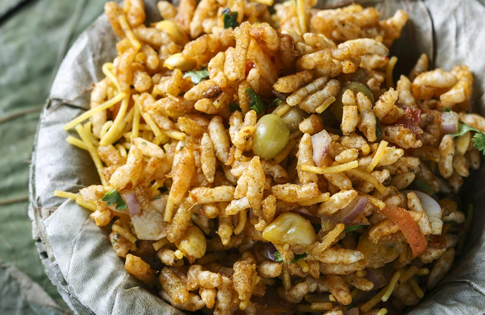 Bhel Puri | Street food in Mumbai