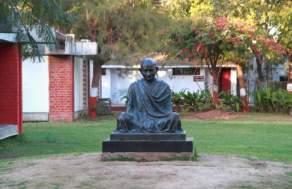 Sabarmati Ashram | Things to do in Ahmedabad