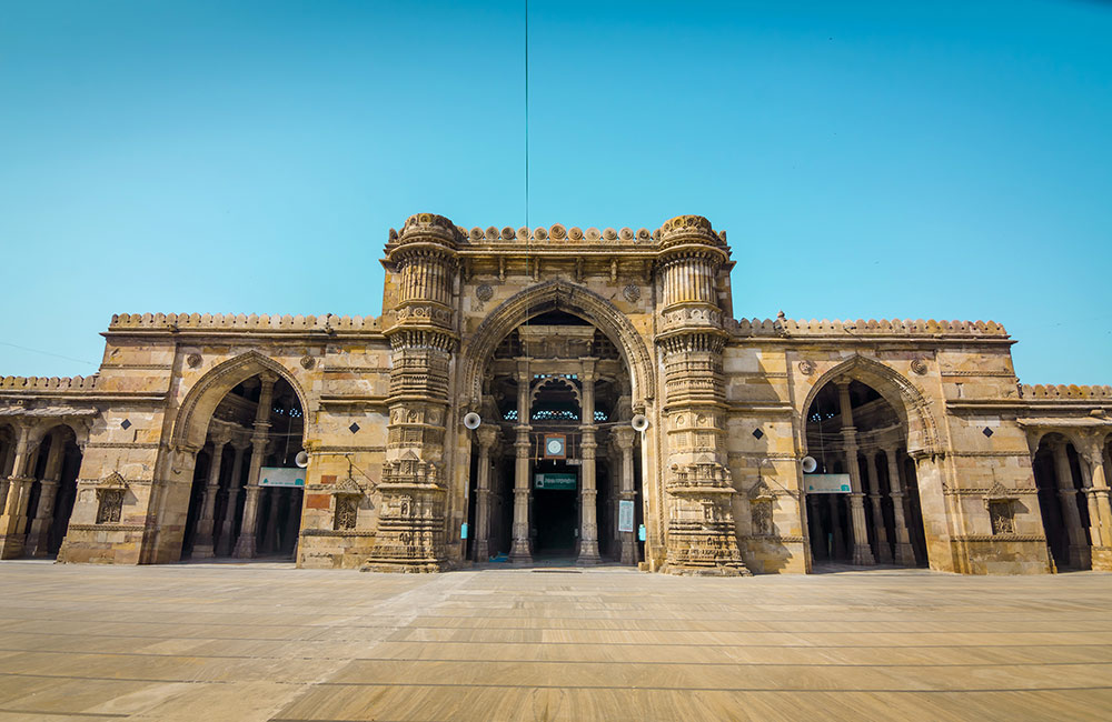 Jama Masjid | Things to do in Ahmedabad