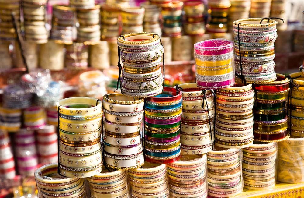 Kishanpole Bazar, Jaipur