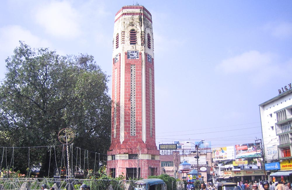 Clock Tower | Places to visit in Dehradun