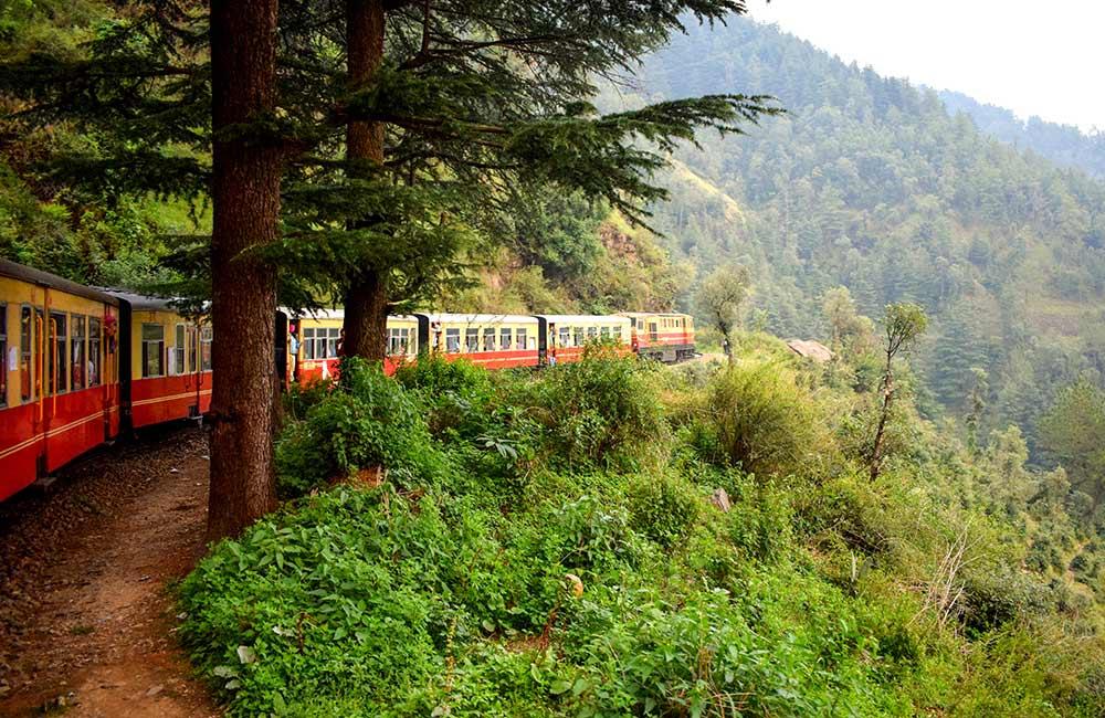 Shimla (110 km)
