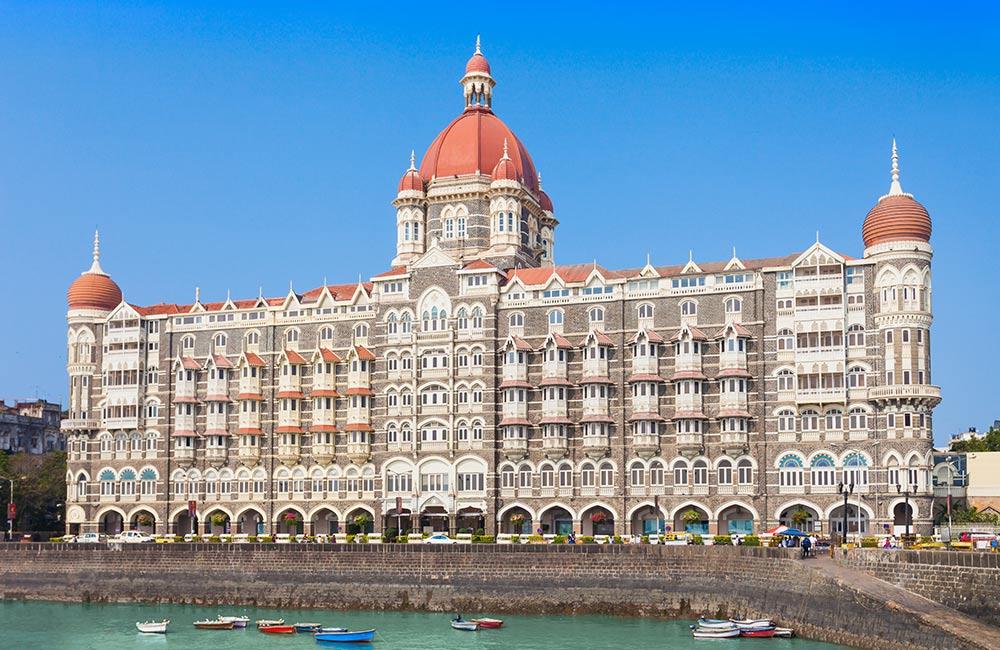 Taj Mahal Palace Hotel | Best Historical places in Mumbai