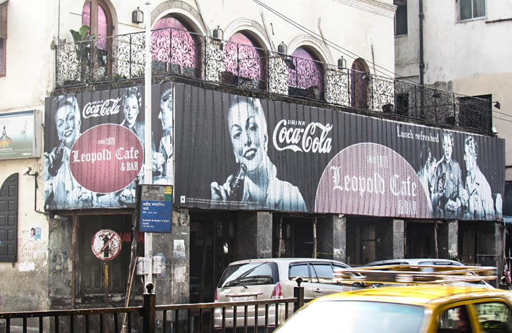 Leopold Café & Bar in Mumbai