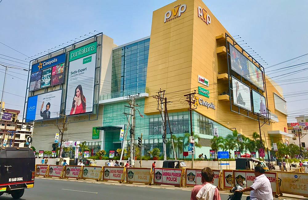 PVP Square| Shopping Malls in Vijayawada