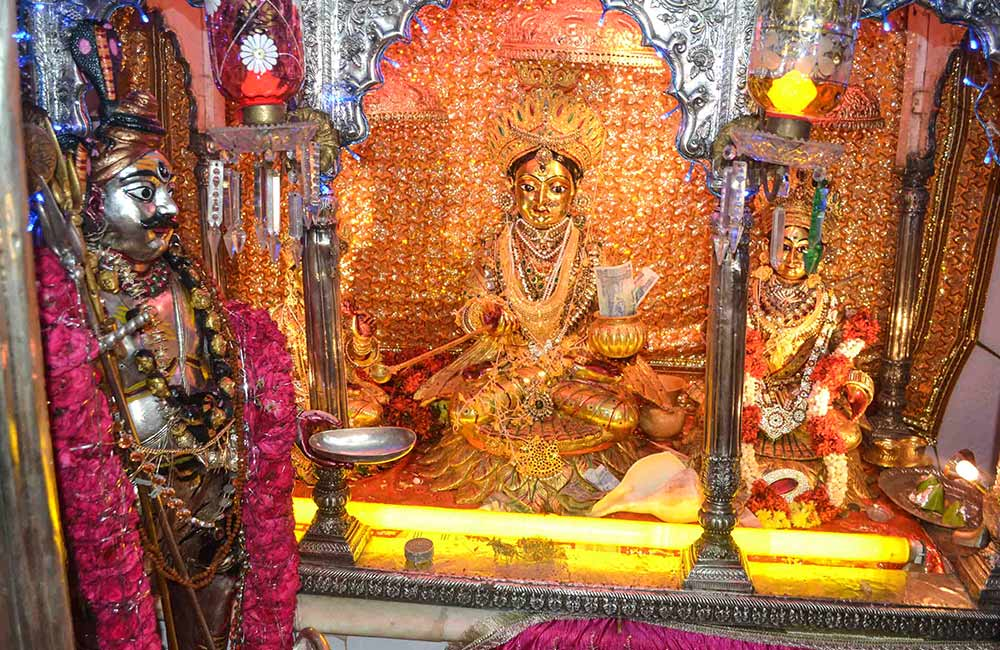 Annapurna Temple | Temples in Varanasi