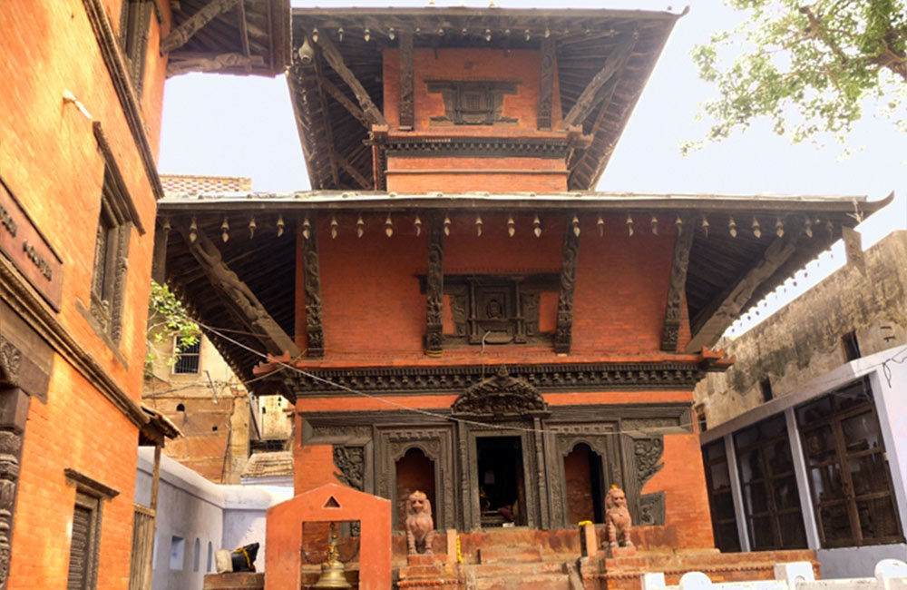Nepali Temple | Temples in Varanasi