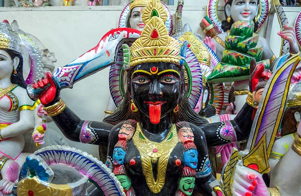 Vishalakshi Temple | Temples in Varanasi