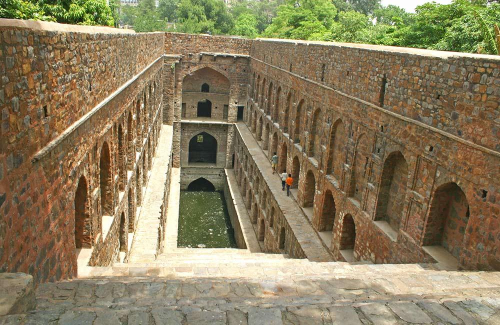 Agrasen Ki Baoli | Haunted Places in Delhi