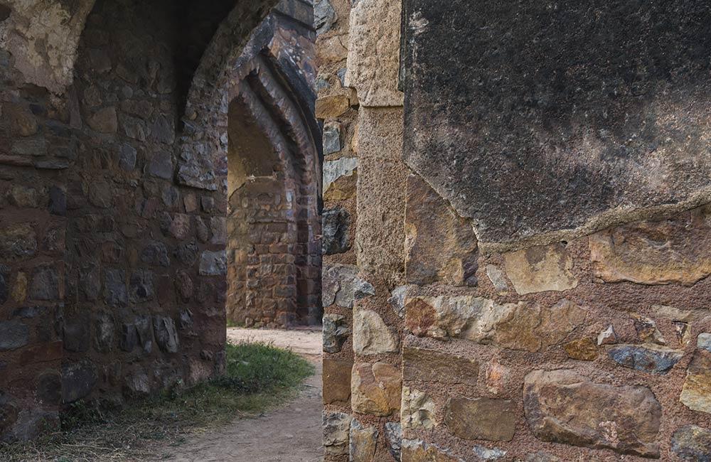 Feroz Shah Kotla Fort | Haunted Places in Delhi
