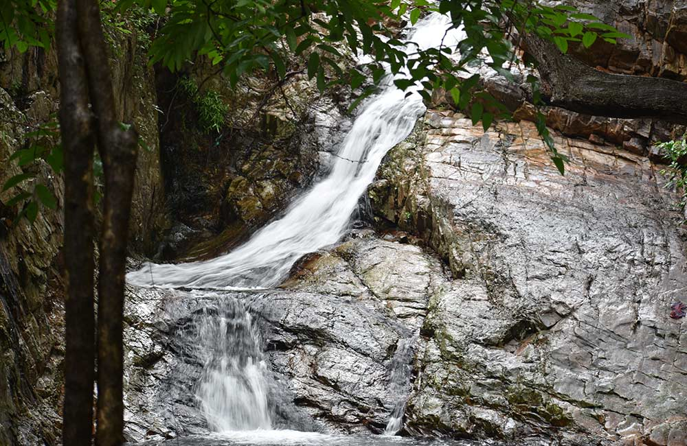 Nagalapuram Waterfalls | Hill Stations near Chennai within 100 km