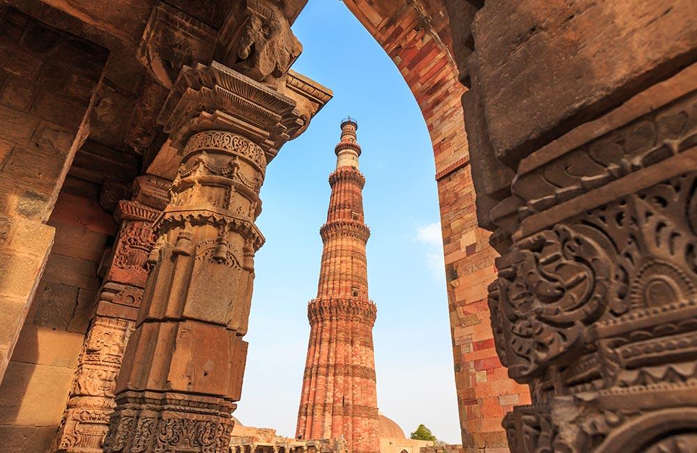 Qutub Minar | UNESCO World Heritage Sites in Delhi
