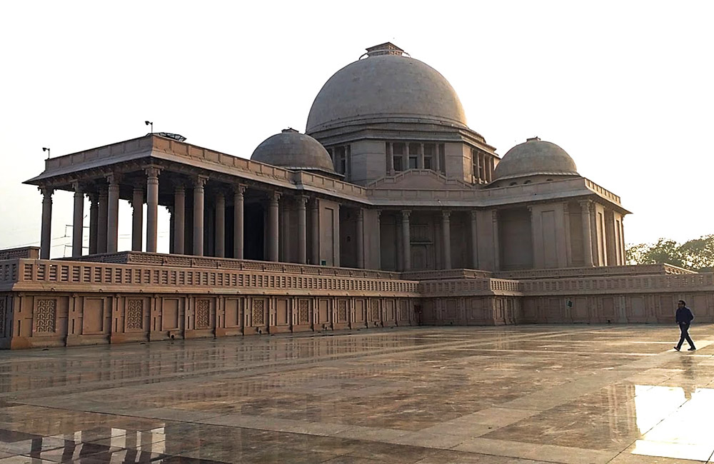 Rashtriya Dalit Prerna Sthal and Green Garden | Best Places to Hangout in Noida