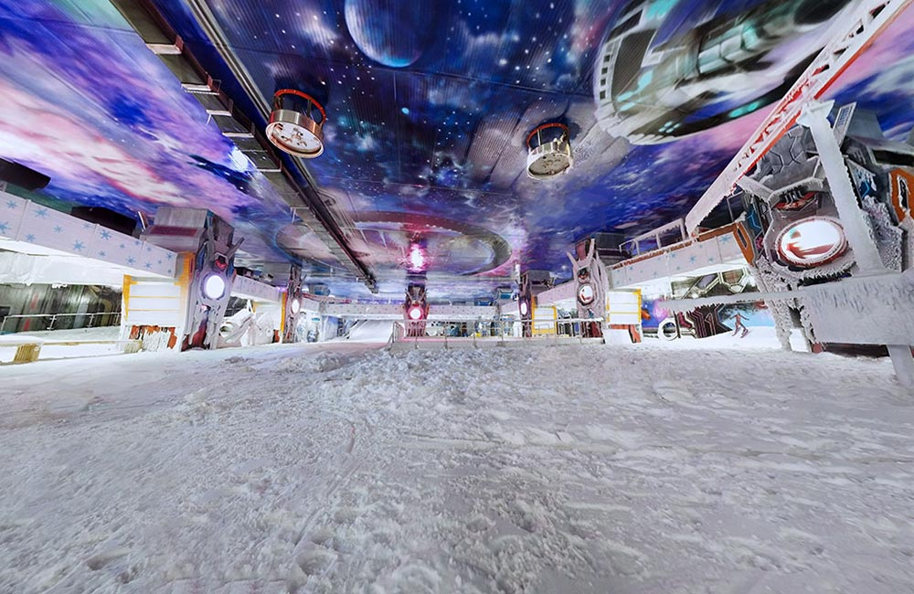 Ski India | Best Places to Hangout in Noida