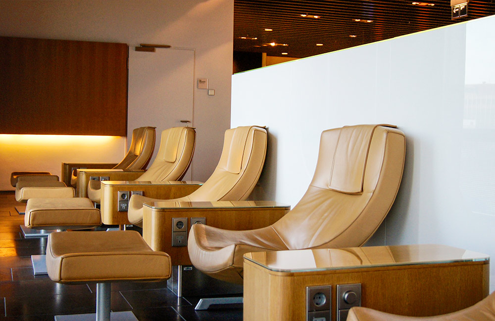 Experience Sheer Luxury at a Lounge | Things to do at Chennai Airport