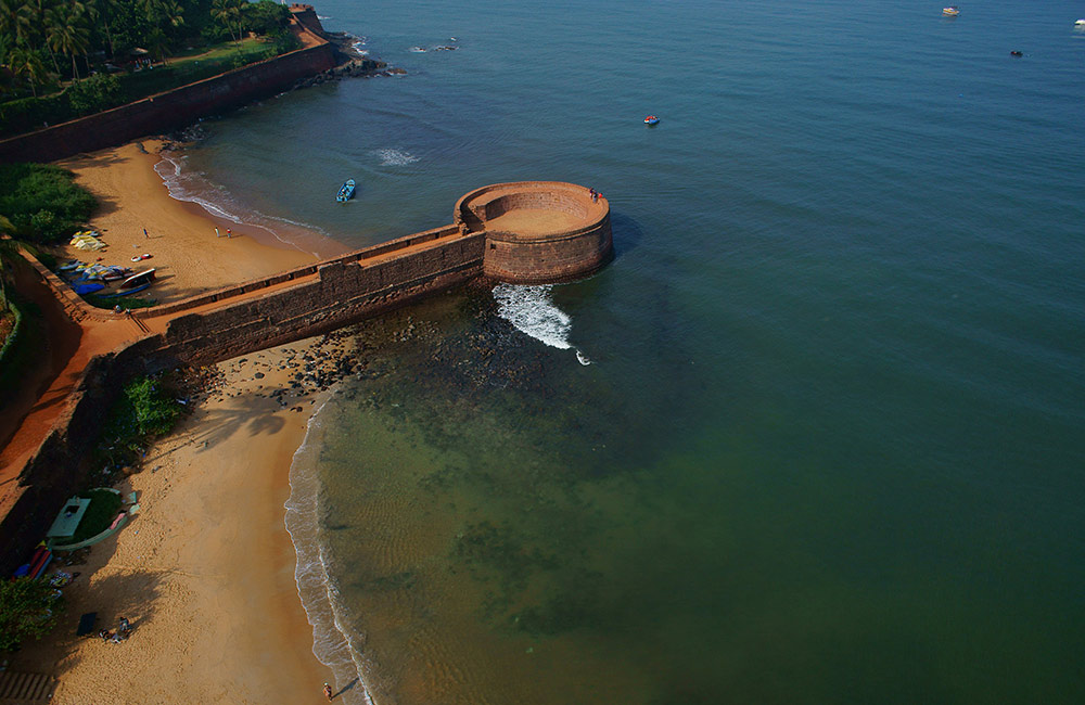 Fort Aguada | Best Bollywood Locations in India