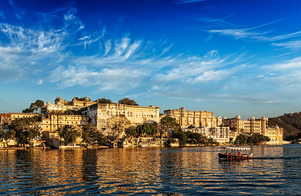 Udaipur City Palace | Best Bollywood Locations in India