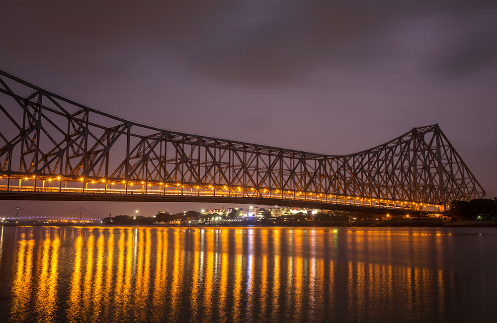 Howrah Bridge | Best Bollywood Locations in India