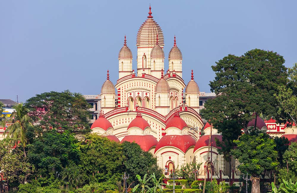 Dakshineswar Kali Temple | Best Bollywood Locations in India