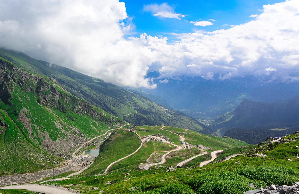Rohtang Pass | Best Bollywood Locations in India