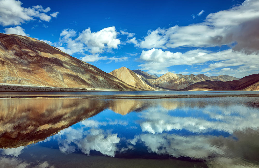Pangong Tso | Best Bollywood Locations in India