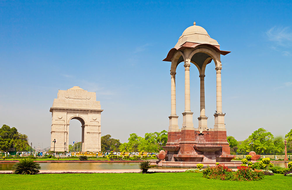 India Gate | Best Bollywood Locations in India