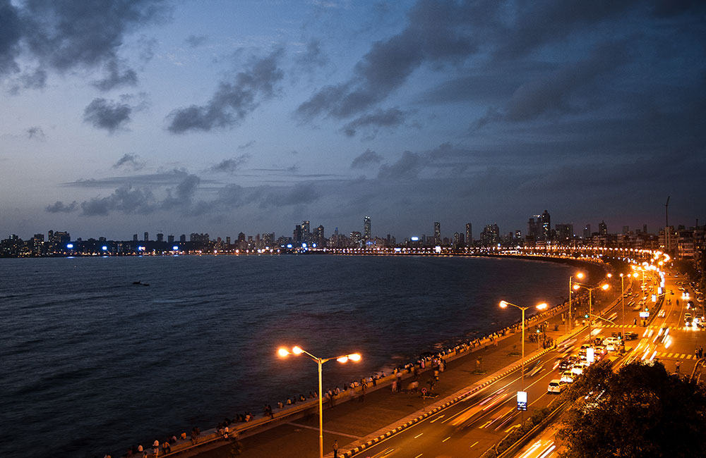 Marine Drive | Best Bollywood Locations in India