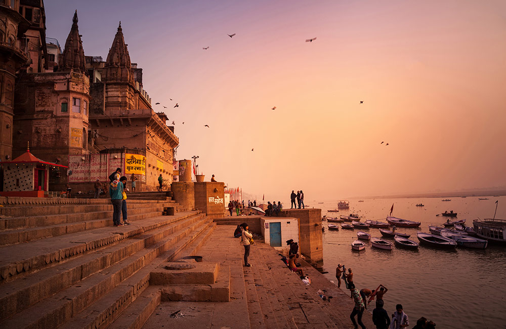 Banaras Ghats | Best Bollywood Locations in India