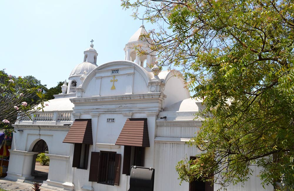 Armenian Church | Best Churches in Chennai