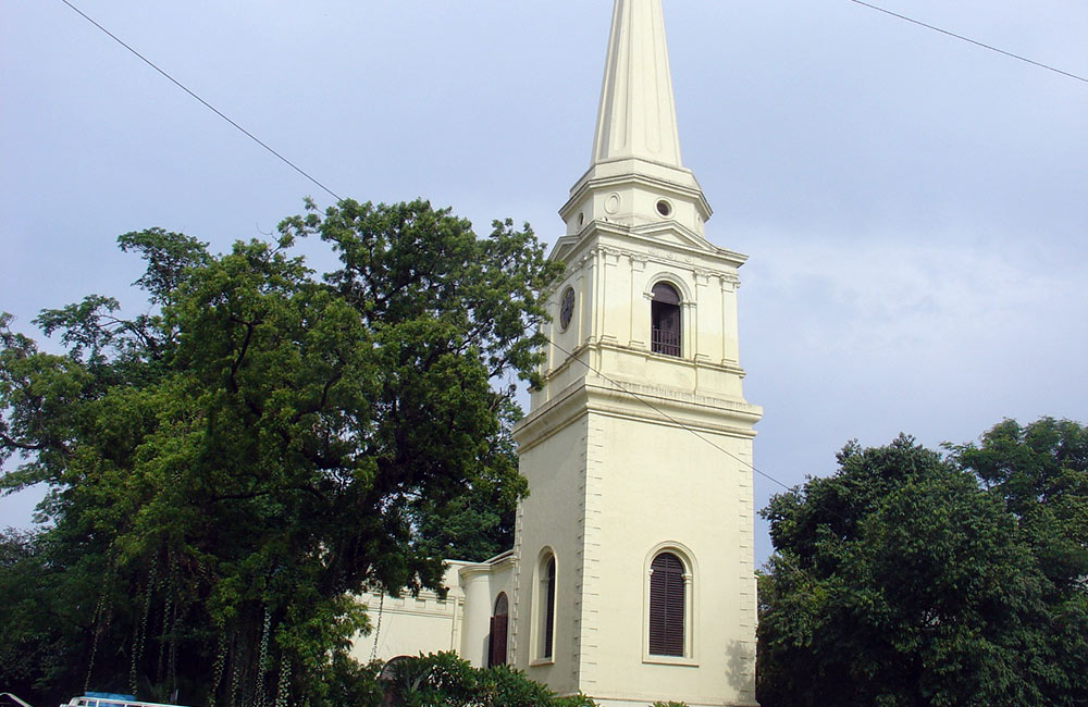 Mary's Church | Best Churches in Chennai