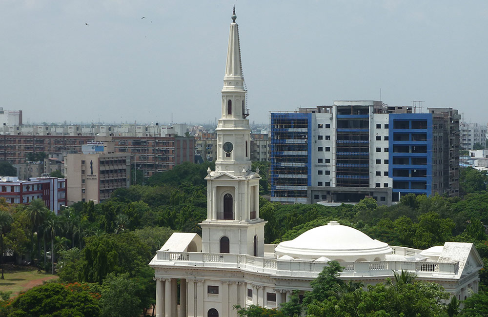 Andrew's Church | Best Churches in Chennai