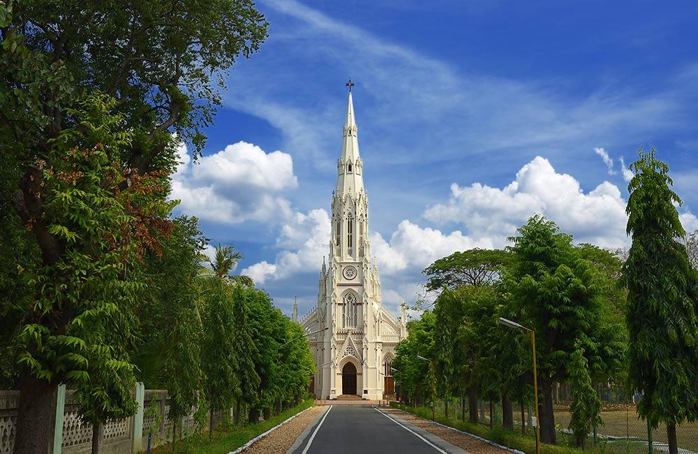 Christ The King Church | Best Churches in Chennai