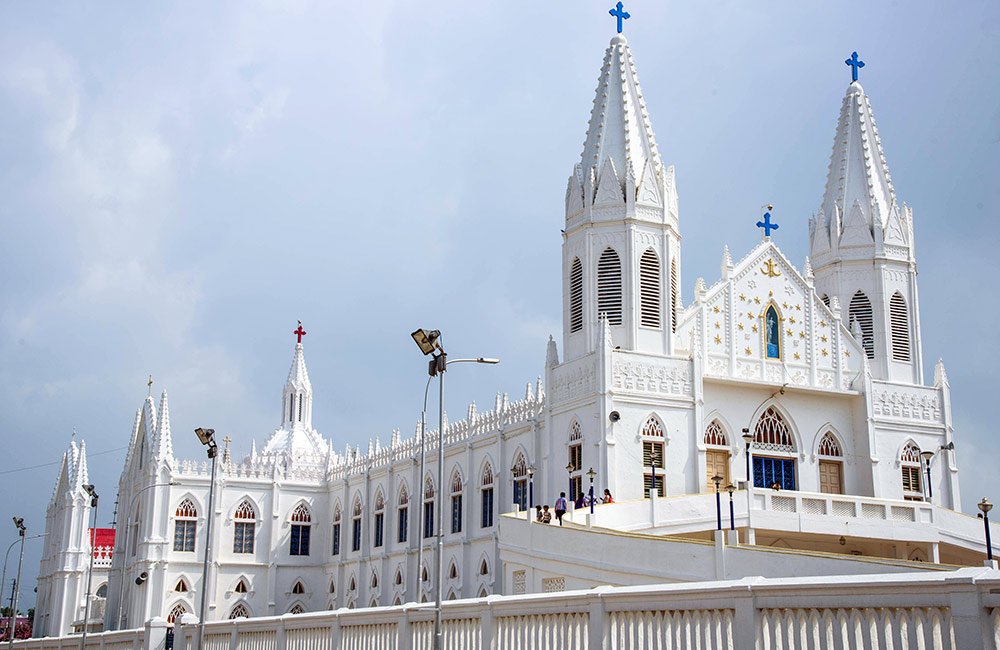 Velankanni Church | Best Churches in Chennai