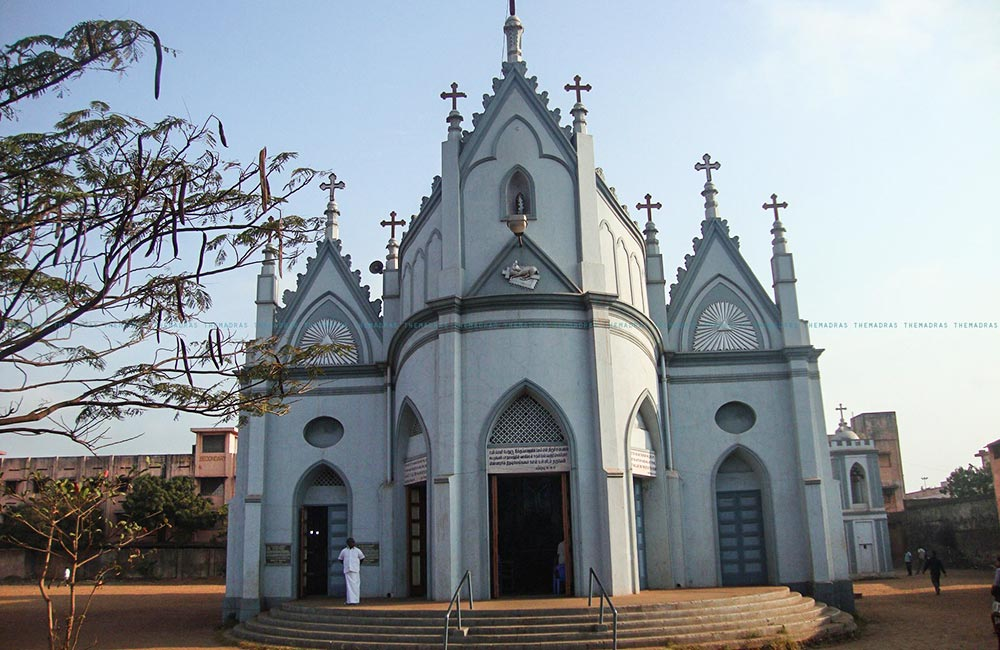 Peter's Church | Best Churches in Chennai