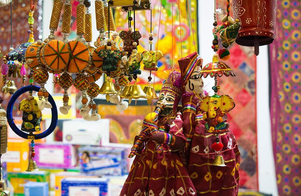 Where to shop in Pushkar