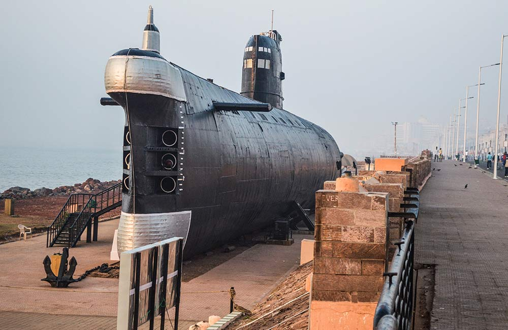 INS Kursura Submarine Museum (#5 of 11 Best Places to visit in Vizag)