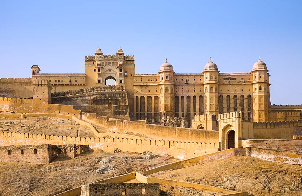 Amber Fort | Forts in Jaipur