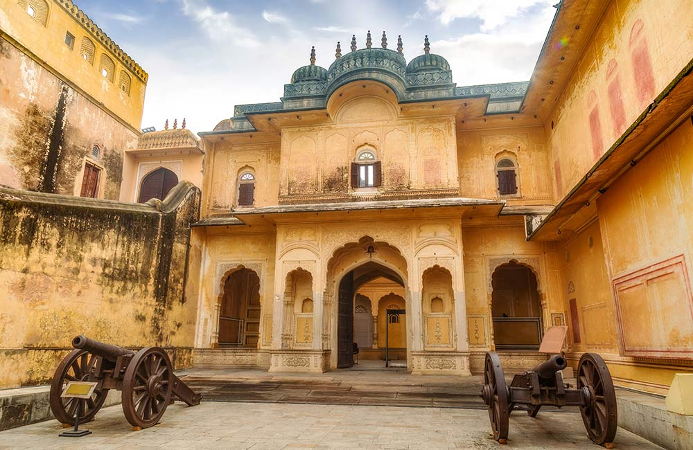Nahargarh Fort | Forts in Jaipur