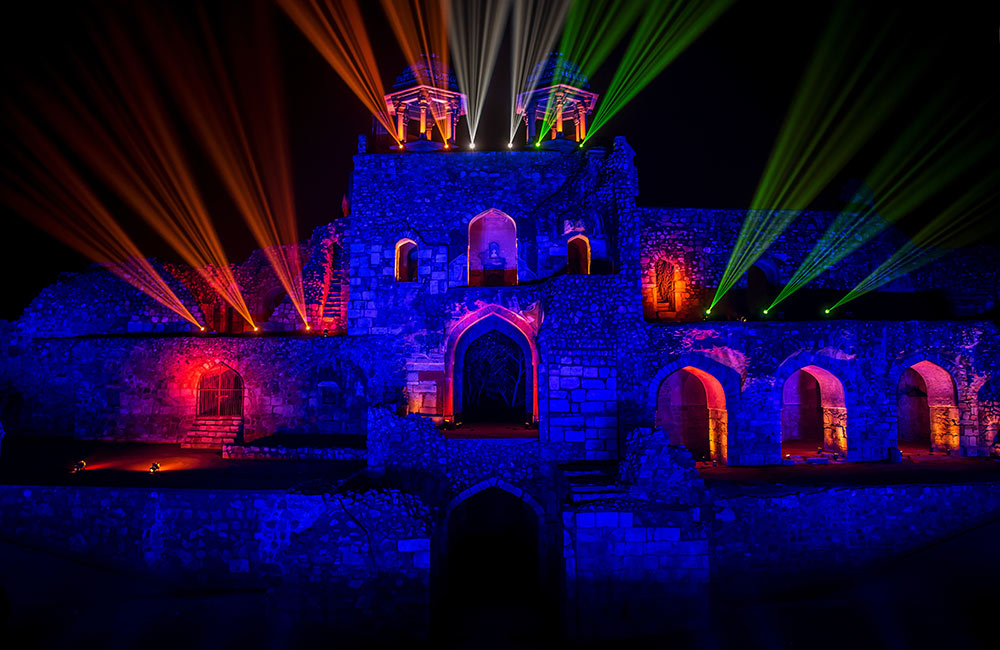 Purana Qila, Delhi | Best Light and Sound Shows in Delhi