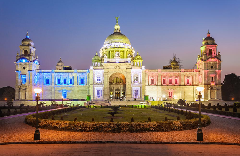 Victoria Memorial, Kolkata | Best Light and Sound Shows in India
