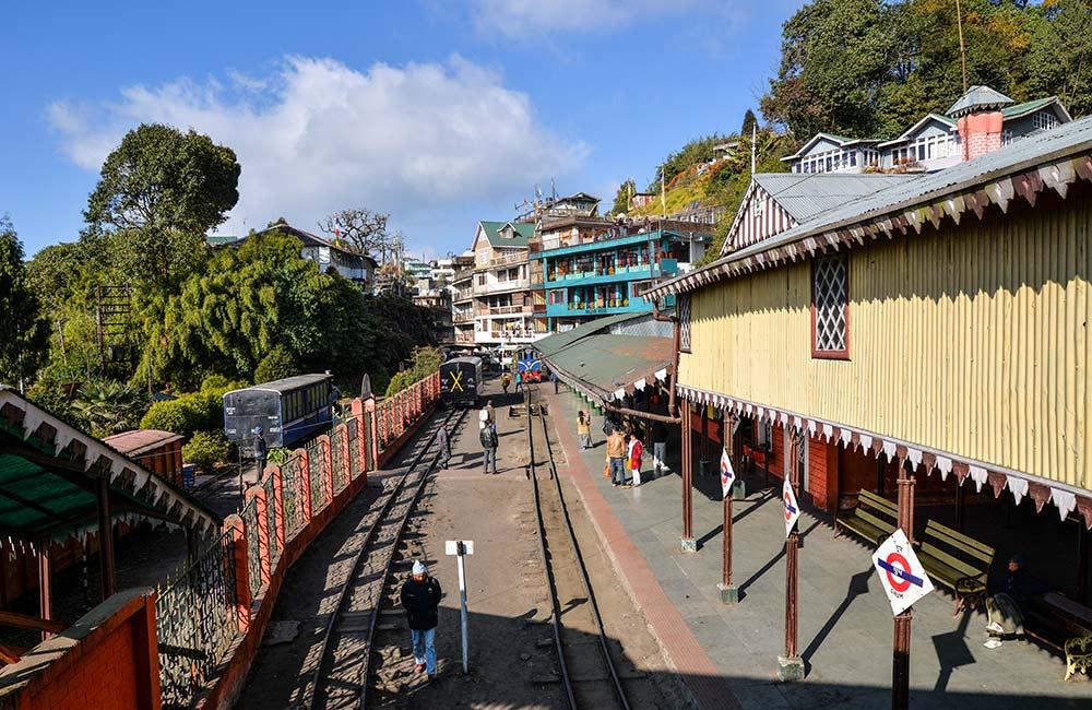Ghum, Darjeeling
