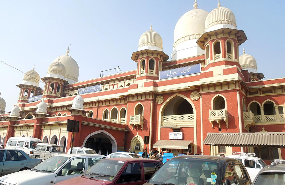 Kanpur Central, Kanpur
